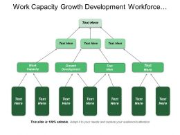 Work Capacity Growth Development Workforce Performance Risk Compliance