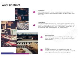 Work Contract Compensation Ppt Powerpoint Presentation Inspiration Graphics