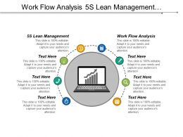 Work Flow Analysis 5s Lean Management Management Performance Objectives Cpb