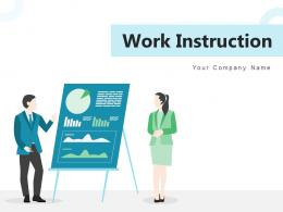 Work Instruction Business Analyzing Instruction Document Employee
