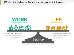 Work Life Balance Graphics Powerpoint Ideas