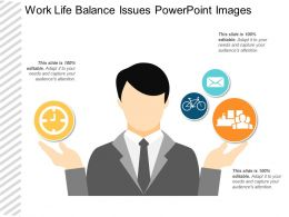 Work Life Balance Issues Powerpoint Images