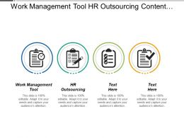 Work Management Tool Hr Outsourcing Content Marketing Hrm