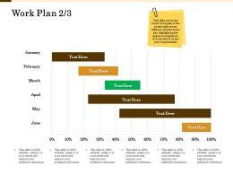 Work Plan Here M2149 Ppt Powerpoint Presentation Ideas Background Designs