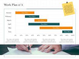 Work Plan Slide M2497 Ppt Powerpoint Presentation Infographics Shapes