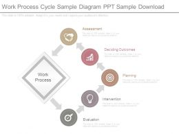 work_process_cycle_sample_diagram_ppt_sample_download_Slide01