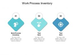 Work Process Inventory Ppt Powerpoint Presentation Professional Mockup Cpb