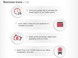 Work Purse Money Award Ppt Icons Graphics