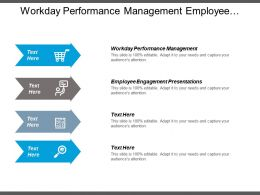 Workday Performance Management Employee Engagement Presentations Strategic Implementation Cpb