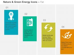 Worker Power Production Recycle Process Ppt Icons Graphics