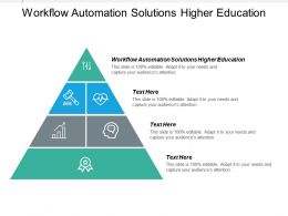 Workflow Automation Solutions Higher Education Cpb