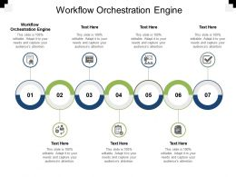 Workflow Orchestration Engine Ppt Powerpoint Presentation Portfolio Graphic Images Cpb