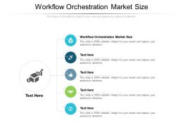 Workflow Orchestration Market Size Ppt Powerpoint Presentation Pictures Samples Cpb