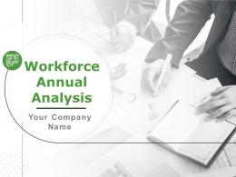 Workforce Annual Analysis Powerpoint Presentation Slides