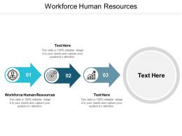 Workforce Human Resources Ppt Powerpoint Presentation Images Cpb