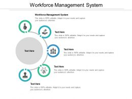 Workforce Management System Ppt Powerpoint Presentation Layouts Background Cpb