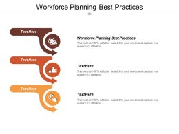 Workforce Planning Best Practices Ppt Powerpoint Presentation Icon Introduction Cpb