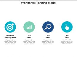 Workforce Planning Model Ppt Powerpoint Presentation Infographics Styles Cpb