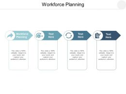 Workforce Planning Ppt Powerpoint Presentation Layouts Example Topics Cpb