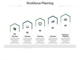 Workforce Planning Ppt Powerpoint Presentation Show Deck Cpb