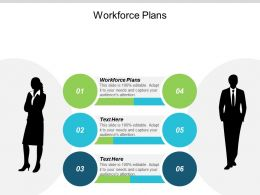 Workforce Plans Ppt Powerpoint Presentation Gallery Visuals Cpb