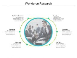 Workforce Research Ppt Powerpoint Presentation Summary Design Inspiration Cpb