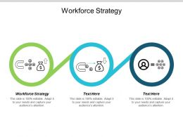 Workforce Strategy Ppt Powerpoint Presentation Gallery Deck Cpb