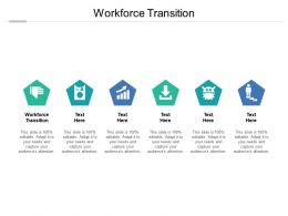 Workforce Transition Ppt Powerpoint Presentation Inspiration Summary Cpb