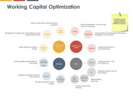 Working Capital Optimization Visibility And Control Ppt Powerpoint Presentation Skills
