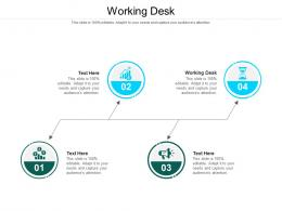 Working Desk Ppt Powerpoint Presentation Infographic Template Deck Cpb