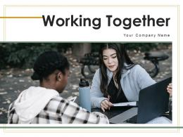 Working Together Business Organization Engineering Construction Entrepreneur Growth