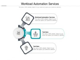 Workload Automation Services Ppt Powerpoint Presentation Gallery Structure Cpb