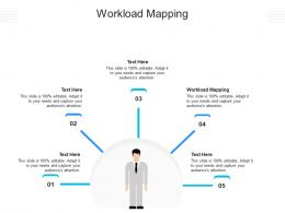 Workload Mapping Ppt Powerpoint Presentation Inspiration Themes Cpb