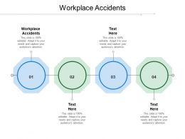 Workplace Accidents Ppt Powerpoint Presentation Layouts Rules Cpb