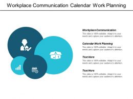 Workplace Communication Calendar Work Planning B2b Purchase Decision Process Cpb