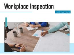 Workplace Inspection Equipment Solutions Preparation Associate