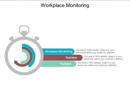 Workplace Monitoring Ppt Powerpoint Presentation Inspiration Background Images Cpb