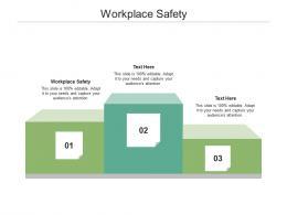 Workplace Safety Ppt Powerpoint Presentation Portfolio Inspiration Cpb