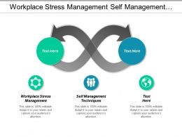 Workplace Stress Management Self Management Techniques Quantitative Qualitative Analysis Cpb