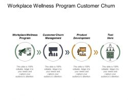 Workplace Wellness Program Customer Churn Management Product Development Cpb