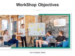 Workshop Objectives Readiness Management Marketing Revolution Growth Development
