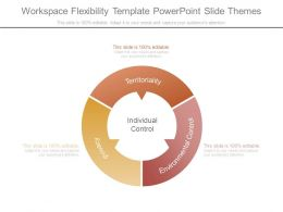Workspace Flexibility Template Powerpoint Slide Themes