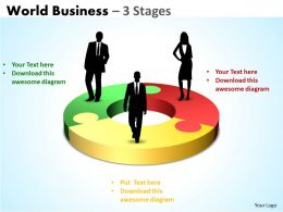 World Business 3 Stages 17
