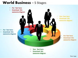 World Business 5 Stages