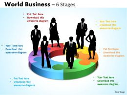 World Business 6 Stages