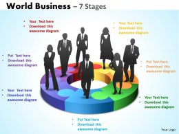 World Business 7 Stages