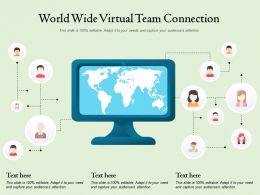 World Wide Virtual Team Connection