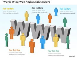 world_wide_web_and_social_network_ppt_slides_Slide01