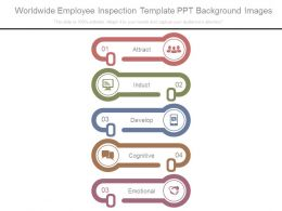 Worldwide Employee Inspection Template Ppt Background Images