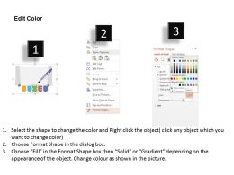 wq_five_banners_with_paper_roll_and_pen_diagram_flat_powerpoint_design_Slide04